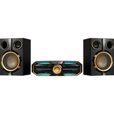 Foto Mini System Philips FX30X 600 Watts Bluetooth NFC USB