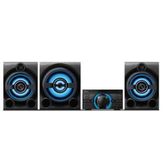 Mini System Sony MHC-M80D 2.150 Watts Karaokê Bluetooth USB HDMI