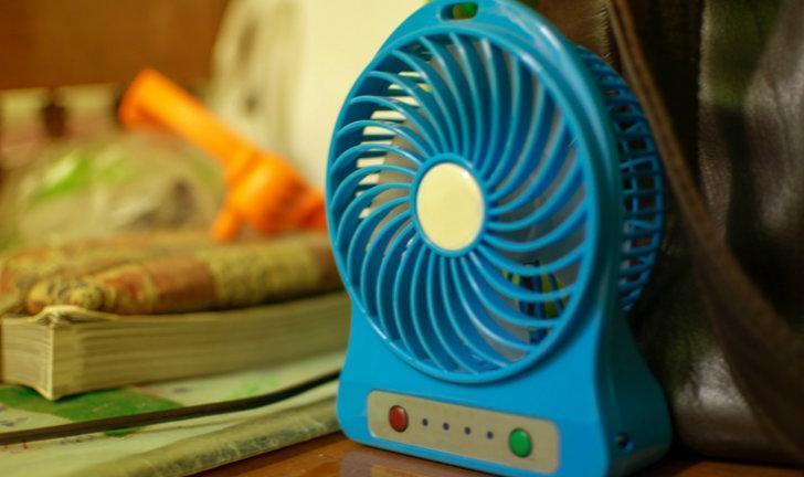 Mini Ventiladores Portáteis: conheça os melhores modelos