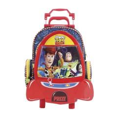 Mochila com Rodinhas Escolar Dermiwil Toy Story 3D G 37272