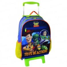 Mochila com Rodinhas Escolar Dermiwil Toy Story G 30439