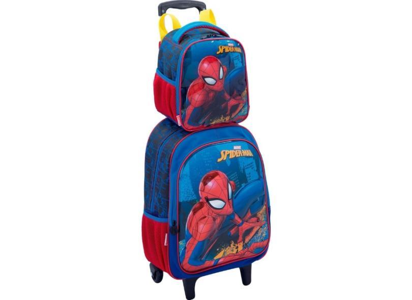 b3e8f93c9 Mochila Escolar Sestini 3D Spider Man