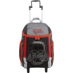 Mochila com Rodinhas Escolar Sestini Star Wars 17Z G 64622