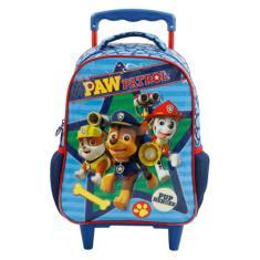 Mochila com Rodinhas Escolar Xeryus Paw Patrol Pup Heroes - 7941