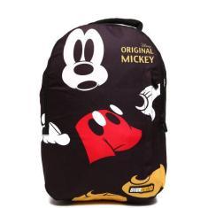 Mochila Dermiwil Mickey Overprint Disney Vintage Mickey