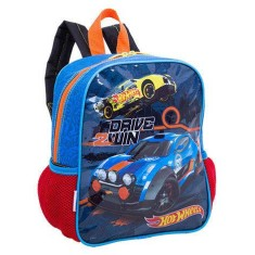 Foto Mochila Escolar Sestini Hot Wheels Hot Wheels 17M P 64672
