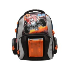 Foto Mochila Escolar Sestini Hot Wheels Hot Wheels 17Z G 64595