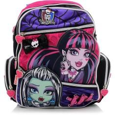 Mochila Escolar Sestini Monster High 15Z M