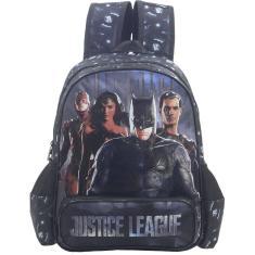 dd12a93490394 Mochila Escolar Xeryus Liga Da Justiça Other Worlds