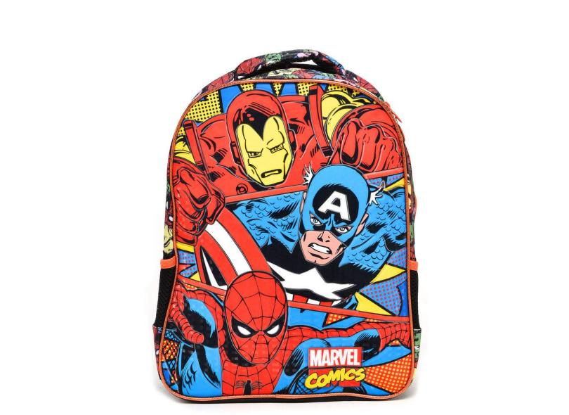 819fc66ef Mochila Escolar Xeryus Marvel Comics