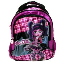 Mochila Mc Queen Pop Dolls Pdm 1400200