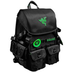 Foto Mochila Razer com Compartimento para Notebook Pro Gaming Elite