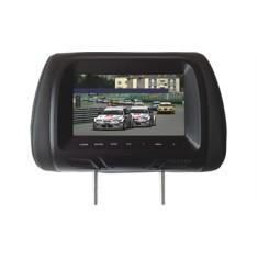 """Monitor de DVD Automotivo de Encosto de Cabeça 7"""" - Dazz DZ-52111"""
