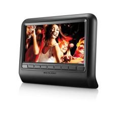 """Monitor de DVD Automotivo de Encosto de Cabeça 9"""" - Multilaser AU704"""