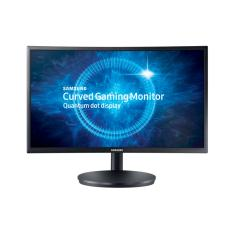 "Foto Monitor LED 23,5 "" Samsung Full HD C27FG70FQK"