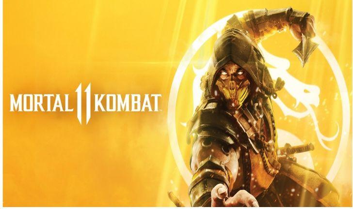 Mortal Kombat 11 lidera vendas no PC, Nintendo Switch, Xbox One e PS4