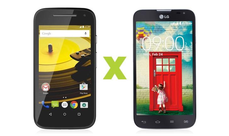 Moto E vs LG L70: Veja qual o melhor custo/benefício para você.