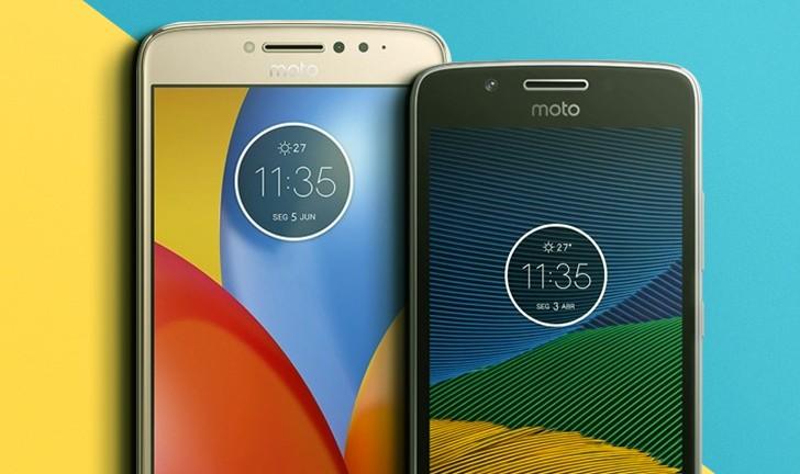 Moto E4 Plus vs Moto G5: comparamos estes dois celulares custo/benefício