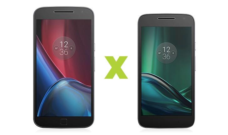 Moto G4 Plus vs Moto G4 Play: qual celular Motorola escolher?