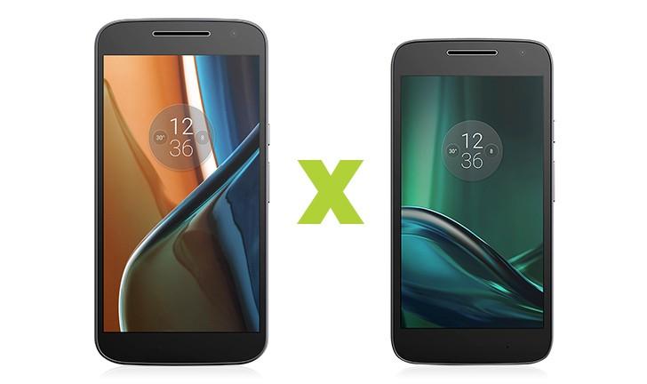 Moto G4 vs Moto G4 Play: qual o melhor celular Motorola para você?