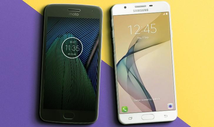 Moto G5 Plus vs Galaxy J7 Prime: quem vence essa batalha?
