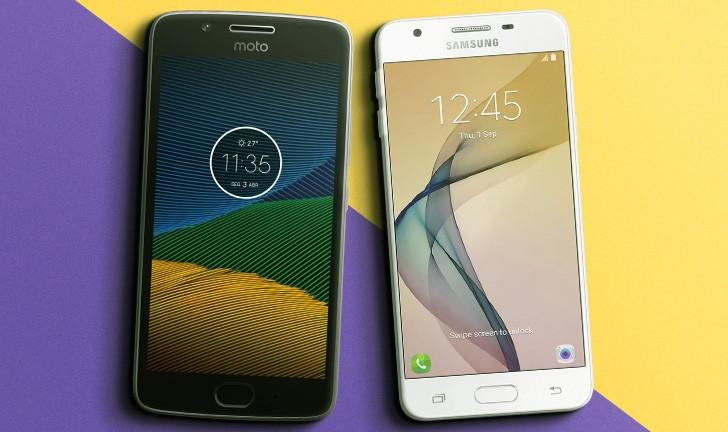 Moto G5 vs Galaxy J5 Prime: veja qual é o melhor celular intermediário