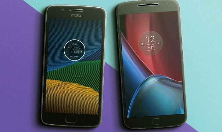 Moto G5 vs Moto G4 Plus: vale a pena escolher a geração mais nova?