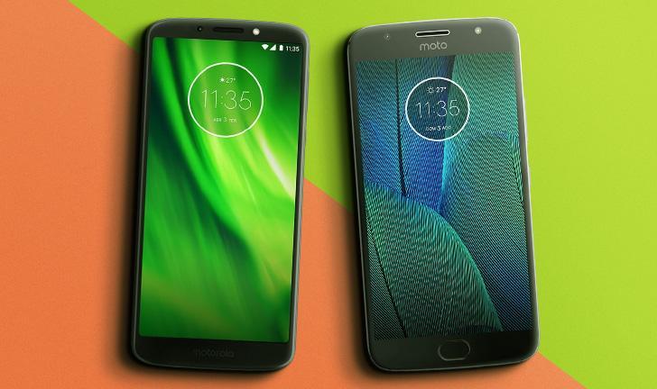 Moto G6 Play vs Moto G5S Plus: Qual o melhor smartphone intermediário da Motorola?