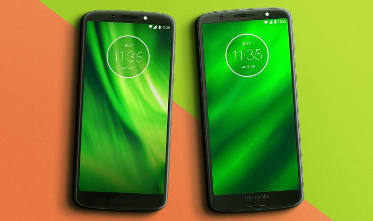 fdc428f53 Moto G6 Play vs Moto G6 Plus  qual melhor smartphone da linha Moto G