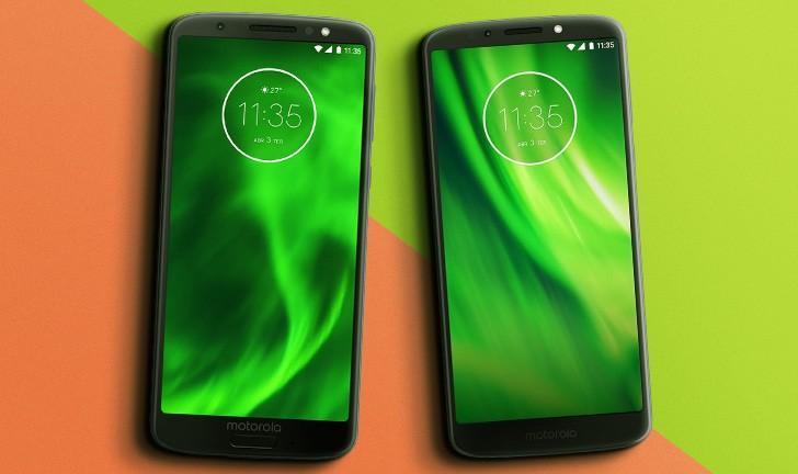 802ca428f4 Moto G6 vs Moto G6 Play  qual vale mais a pena