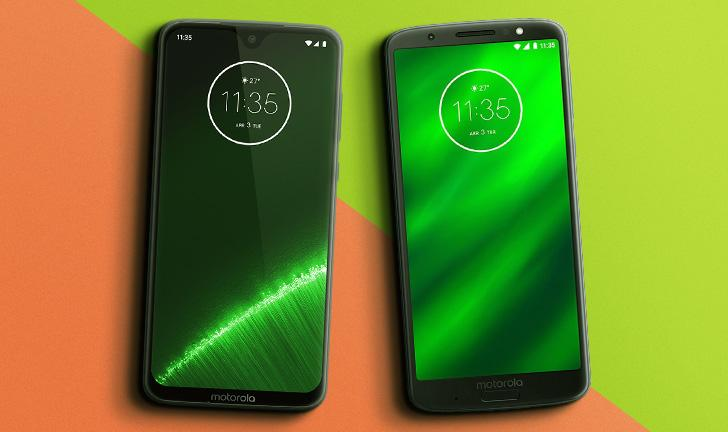 69582f79e Moto G7 Plus vs Moto G6 Plus  6 diferenças na ficha técnica dos celulares