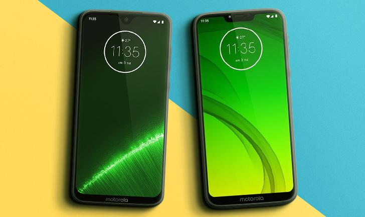 moto g7 plus vs moto g7 power