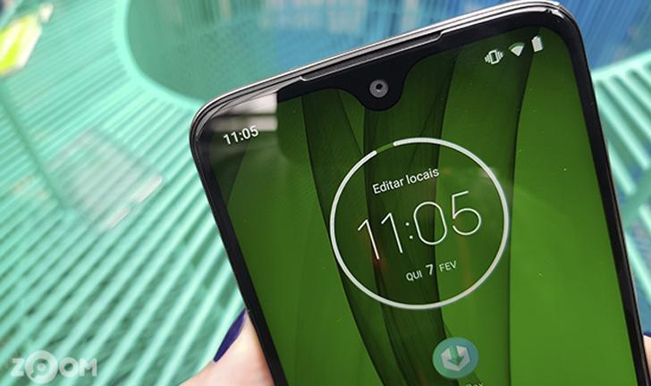 Moto G7 Plus vs Motorola One: compare preço e ficha técnica