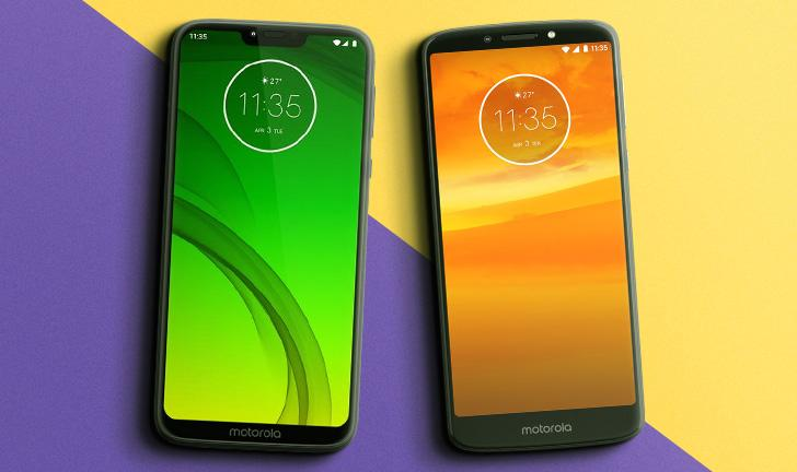 Moto G7 Power vs Moto E5 Plus: qual é o melhor celular com foco em bateria?