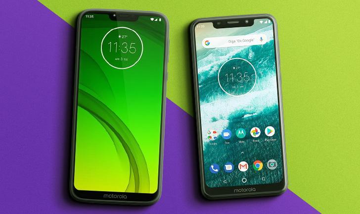 Moto G7 Power vs Motorola One: qual celular tem a melhor ficha técnica?