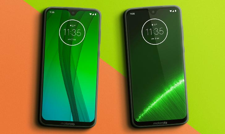 Moto G7 vs Moto G7 Plus: o que muda nos novos celulares da Motorola?