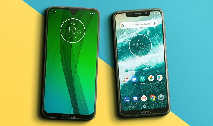 Moto G7 vs Motorola One: descubra qual celular tem o melhor custo/benefício