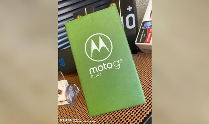 Moto G8 Play: celular da Motorola aparece em vazamento