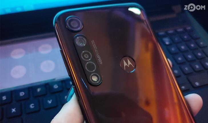 Moto G8 Plus, G8 Play e Motorola One Macro chegam ao Brasil; veja preços