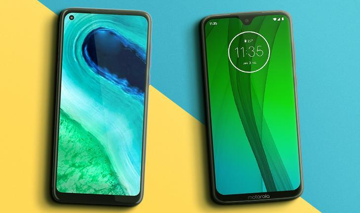 Moto G8 vs Moto G7: compare a ficha técnica dos celulares Motorola