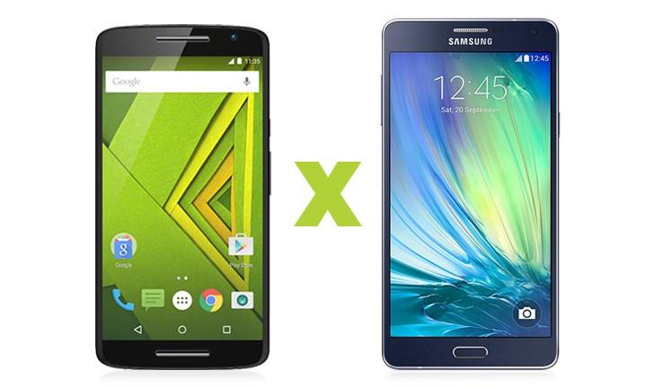 Moto X Play ou Galaxy A7? Escolha o seu smartphone dual chip com 4G