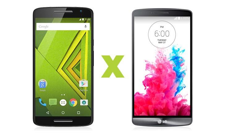 Moto X Play vs LG G3: a disputa de celulares com tela grande