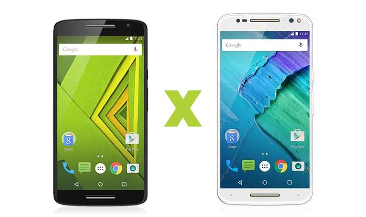 Moto X Play vs Moto X Style: uma comparação de bons celulares Motorola