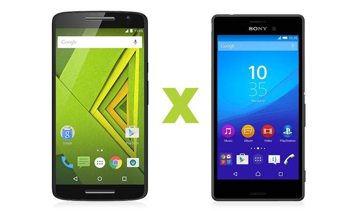 Moto X Play vs Xperia M4 Aqua: qual smartphone octa core comprar?