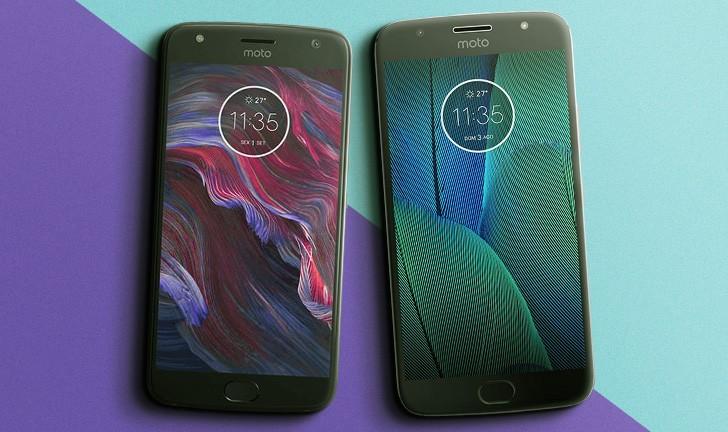 Moto X4 vs Moto G5S Plus: um confronto entre Motorolas
