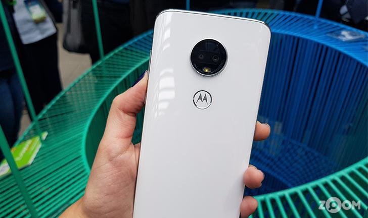 06cb9db90 Motorola faz lançamento do Moto G7 no Brasil  saiba preço e ficha técnica