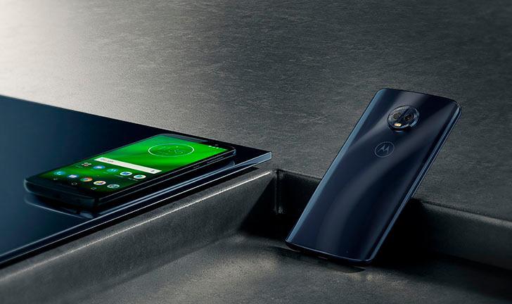Motorola lança versão limitada do Moto G6 Plus com 6 GB de RAM