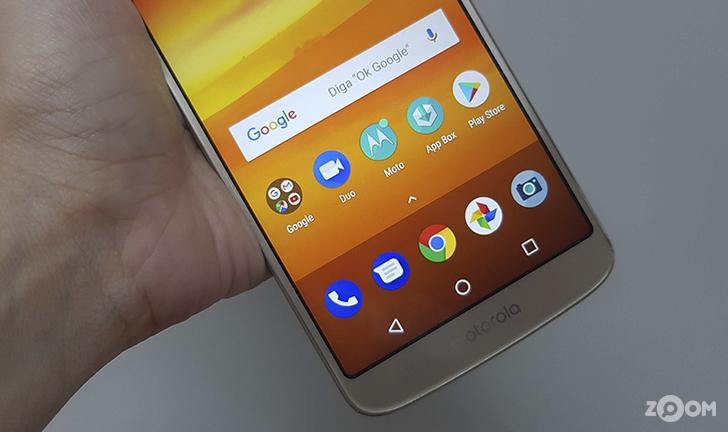 Motorola Moto E6 Plus deve ser lançado com processador MediaTek