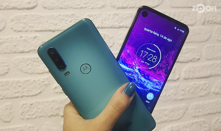 motorola one action lancamento