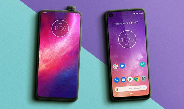 Motorola One Hyper vs Motorola One Vision: compare preço e ficha técnica